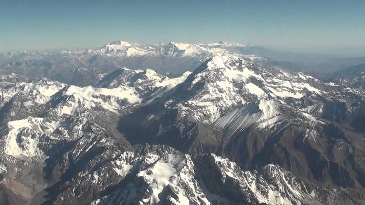 Chile concentra el 80% de los glaciares de América del Sur