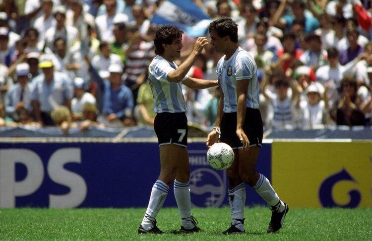 Argentina en el Mundial de 1986 (Foto: Reuters)