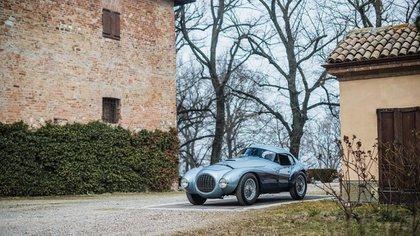 RM Sotheby's lo presentara en Rétromobile de París esta semana y lo subastará en Monterey lo venderá en agosto
