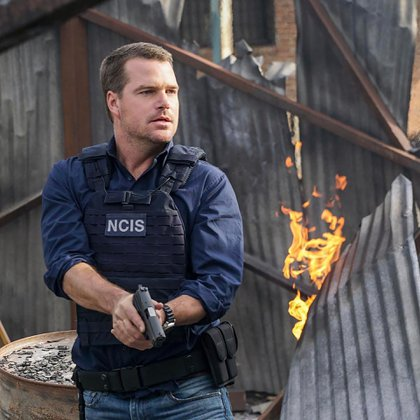 En 2009 fue elegido para encarnar a uno de los agentes protagonistas de 'NCIS: Los Ángeles',(@chrisodonnell)