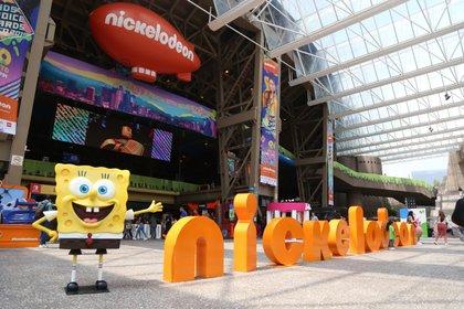 El evento de Nickelodeon se realizó en el Auditorio Nacional (Foto: Juan Vicente Manrique/Infobae México)