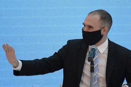 El ministro de Economía de Argentina, Martín Guzmán, cerró una semana en donde concluyó el canje de deuda con acreedores privados