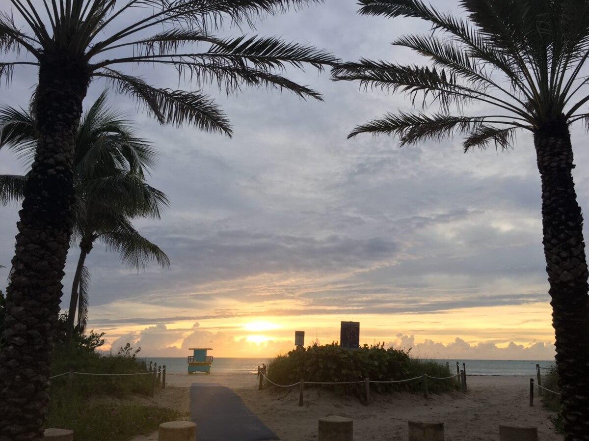 Huracán Matthew: Miami esta vez se salvó - Infobae