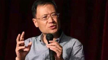 El profesor Xu Zhangrun.