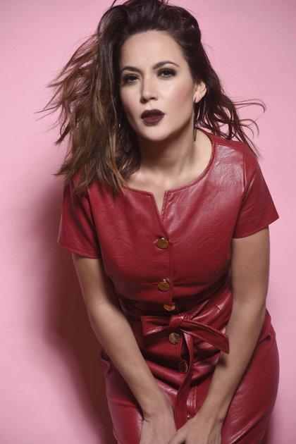 """""""La música es sanadora"""" afirma Valeria Gastaldi ansiosa por reencontrarse con su público (Fuentes2Fernández Fotografía)"""