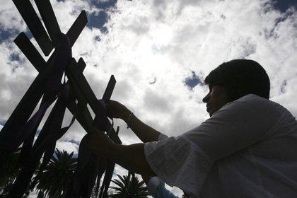 El Estado de México es la entidad con más feminicidios en lo que va del año, con 47 registrados de enero a mayo Foto: Cuartoscuro