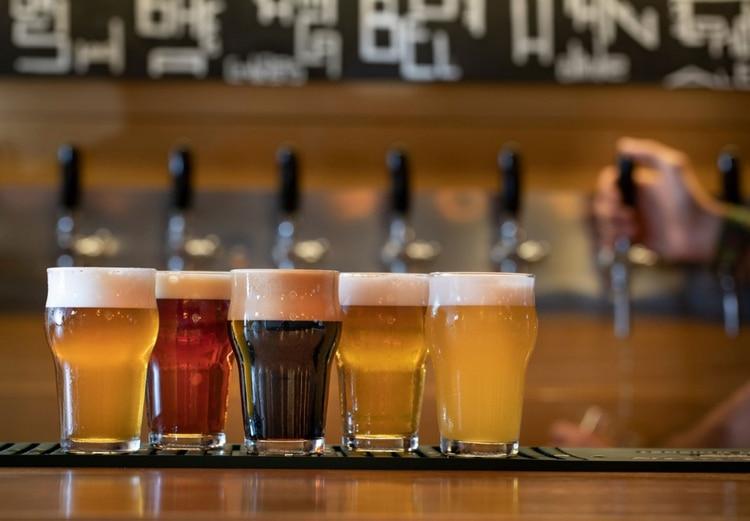 IPA (Indian Sale Ale), Honey, Golden Ale y Red Ale son los estilos que más salen en la cervecería