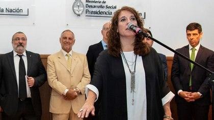 La nueva jefa de gabinete de Carla Vizzotti fue confirmada en el cargo este viernes (Facebook)