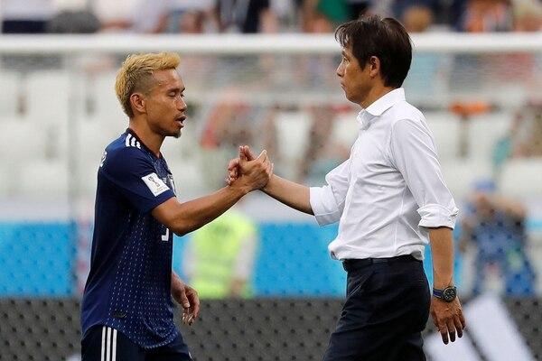 Japón se se clasificó a pesar de la derrota gracias al Fair Play (Reuters)