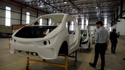 La planta de Volt queda en Córdoba. El proyecto arrancó en 2015 y ahora finalmente empiezan a producirse.