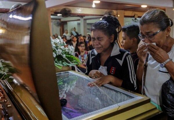 Ya son 134 los muertos por la represión en Nicaragua (AFP PHOTO / Inti OCON)
