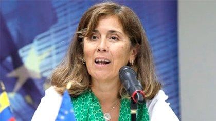 La embajadora Isabel Brilhante Pedrosa expulsada de Venezuela