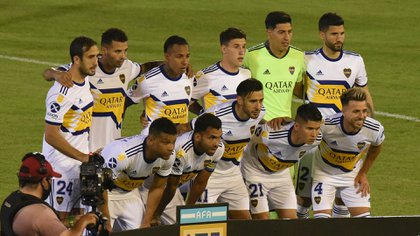 Otro importante jugador de Boca podría decir adiós (Fotobaires)