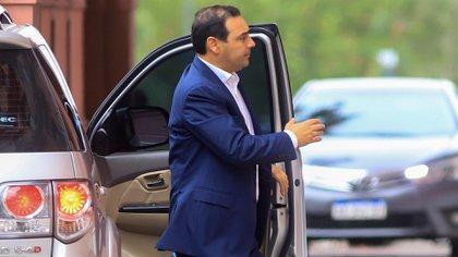 La decisión fue comunicada por el ministro de Gobierno de Gustavo Valdés (NA)