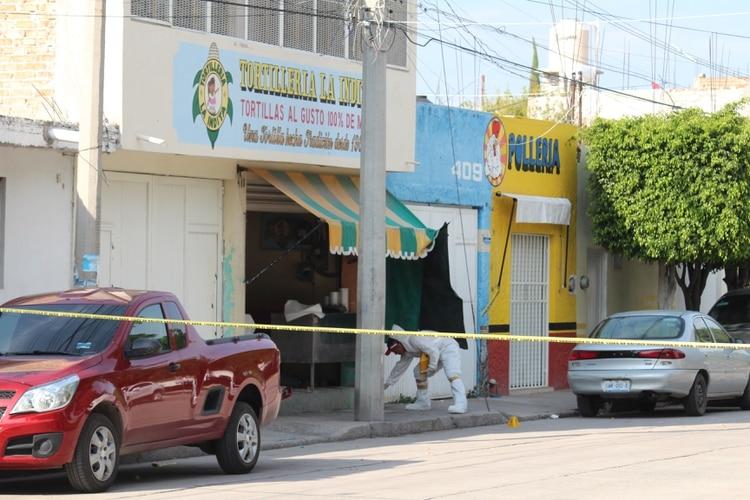 Los comerciantes en Celaya han sido víctimas de ataques por parte de comandos armados (Foto: Cuartoscuro)