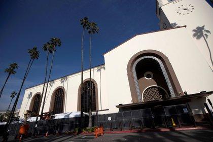 Los Oscar se mudaron a Union Station en el centro de Los Ángeles por primera vez en la historia (Reuters)