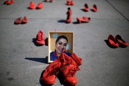 A pesar del aumento de los feminicidios en la CDMX: Alfonso Durazo celebró nombramiento de Rosa Icela (Foto: REUTERS / Gustavo Graf)