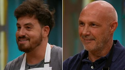 Fede Bal renunció y Mariano Dalla Libera fue el primer expulsado de la segunda temporada de Masterchef Celebrity
