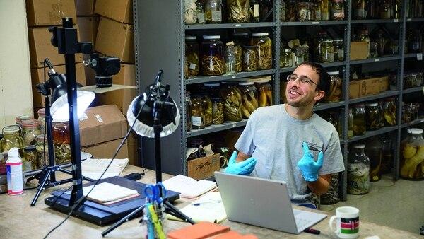 En Microsoft Research los investigadores trabajan permanentemente en ciencia e innovación
