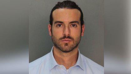 Pablo Lyle golpeó a un hombre cubano en Miami durante un altercado (Foto: Miami Dade Correction Center)