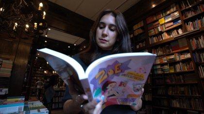 Pamela Stupia, una de las escritoras de narrativa juvenil más populares