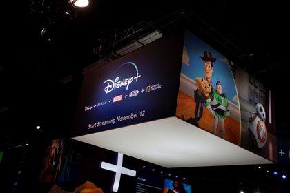 En Estados Unidos, Disney+ tiene un precio de 6,99 dólares al mes o de 69,99 dólares por todo el año. EFE/Adam S. Davis/Archivo