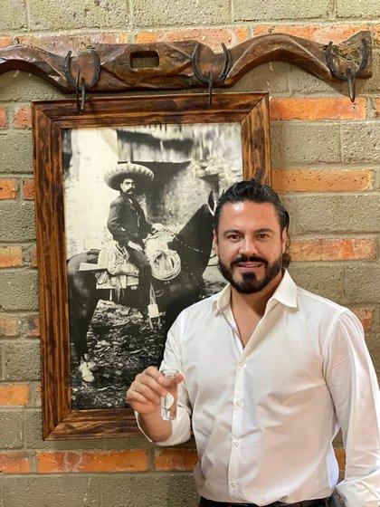 El político tenía 46 años cuando fue ejecutado, fue despedido el 19 de diciembre tras un homenaje en Palacio de Gobierno (Foto: Facebook/Aristóteles Sandoval)