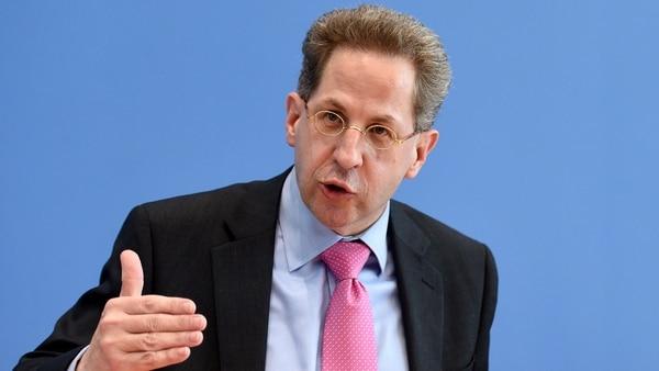 Hans Georg Maassen (AFP)