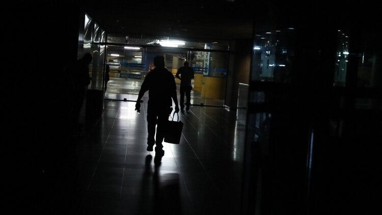 Los apagones son recurrentes en Venezuela EFE/ Miguel Gutiérrez