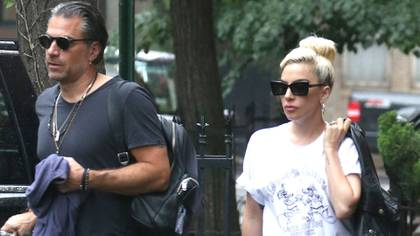Christan Carino y Lady Gaga (Foto: Broadimage/Shutterstock)