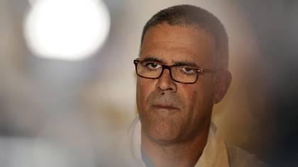 Alberto Zangrillo, director del hospital San Raffaele de Milán (AFP)