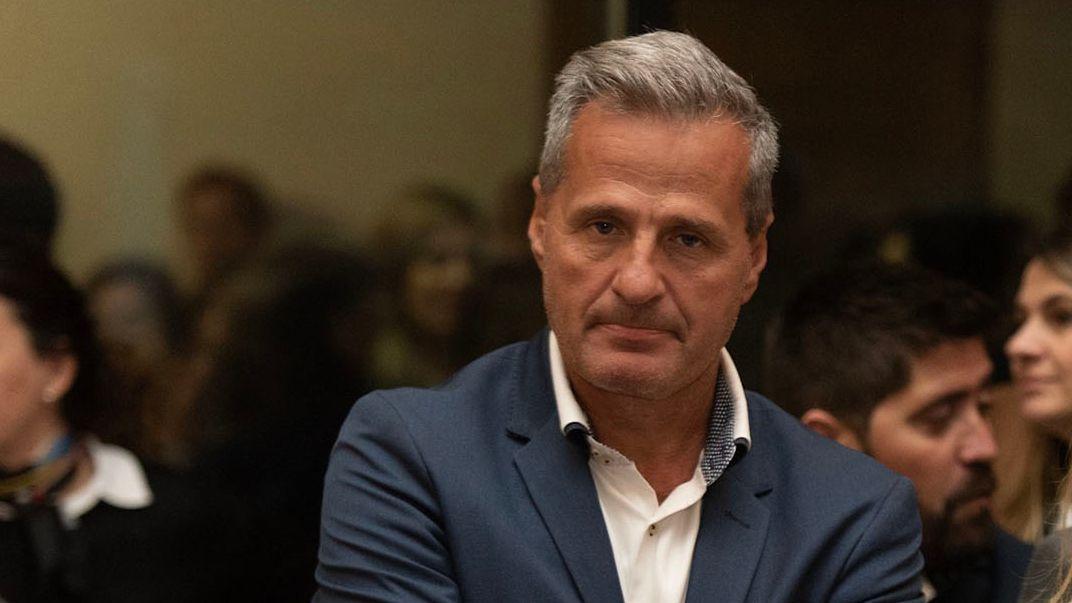 El fiscal Ramiro González (Adrián Escandar)