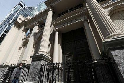 Las reservas del BCRA terminan el año debajo de los USD 40.000 millones. (Reuters)