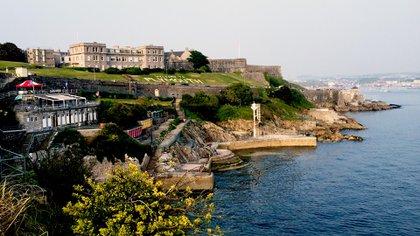 Hay historia en estos puertos, y 2020 marca un año histórico para Plymouth que, durante siglos, ha tenido su fortuna moldeada por el mar