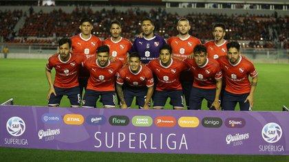 En el 2020, Independiente afrontará una triple competencia: Superliga, Copa Argentina y Copa Sudamericana (Foto Baires)