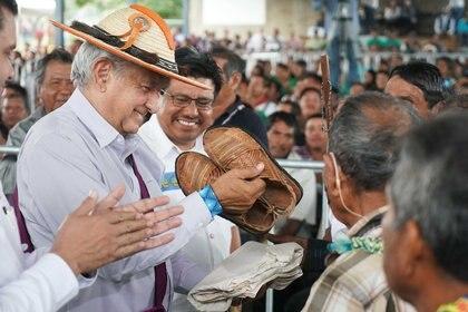 López Obrador tiene en sus manos la posibilidad de llevar al país a una elección presidencia el mejores condiciones que las de 2018 (Foto: Presidencia de México)