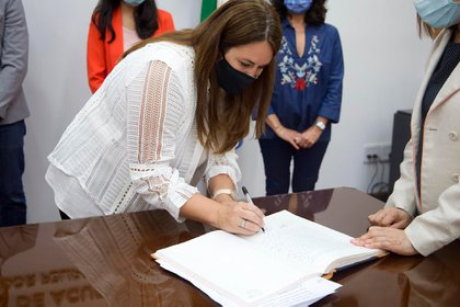 La Fiscal de Estado del Chaco, Cecilia Fernández Almendra, apeló la resolución judicial de Aucar de Trotti ante la Cámara Civil y Comercial de Resistencia