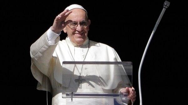 El papa Francisco (AP)
