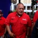 En la imagen, el dirigente chavista, Diosdado Cabello. EFE/Miguel Guti�rrez/Archivo