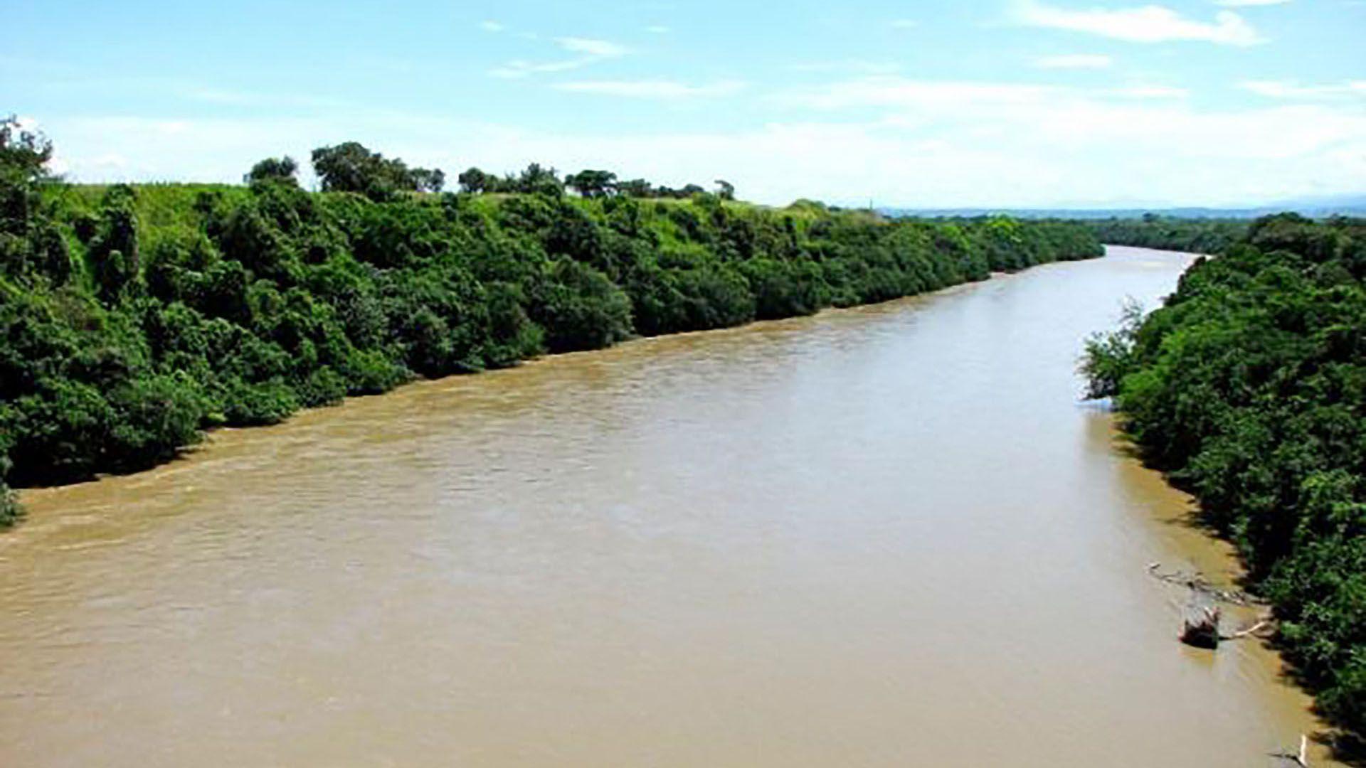 Imagen de referencia. Hallaron el cadáver de un hombre flotando en el río Magdalena. Archivo