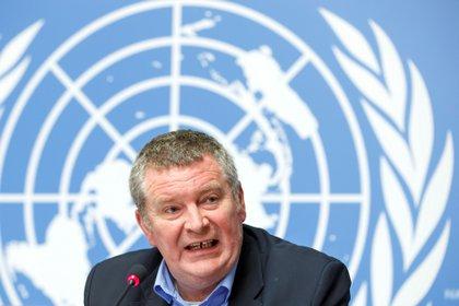 Mike Ryan, director general adjunto de Emergencias de la Organización Mundial de la Salud (OMS)  (EFE/ Salvatore Di Nolfi)