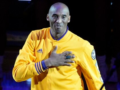 Kobe Bryant. EFE/Mike Nelson/Archivo