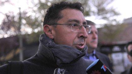 Juez Guillermo Gustavo Lleral (Télam)