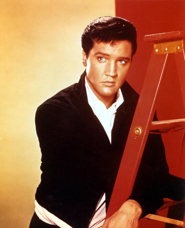 Elvis Presley (Shutterstock)