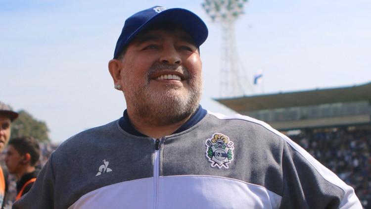 La vuelta de Diego Maradona al fútbol argentino fue uno de los eventos más destacados del año