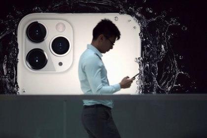 Se filtraron las novedades que llegarán a la nueva versión del sistema operativo móvil de Apple (REUTERS/Athit Perawongmetha)