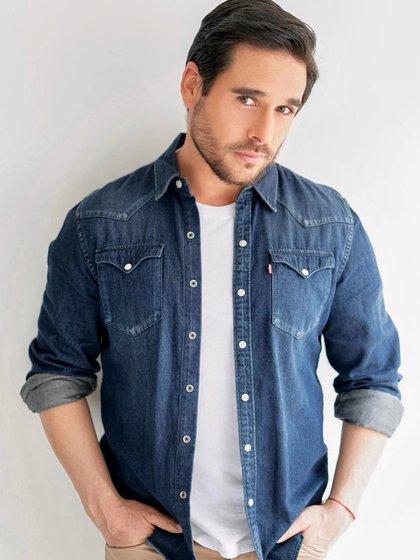 """Sebastián Caicedo podría dar vida al personaje que interpreta Eleazar """"NORTE."""" (Foto: Instagram @sebastiancaicedo)"""