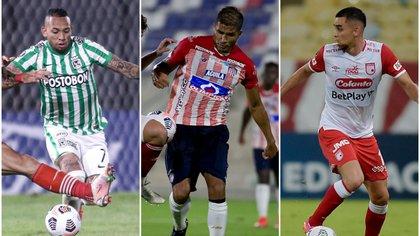 Rendimiento de equipos colombianos en la Copa Libertadores es de apenas el 24%