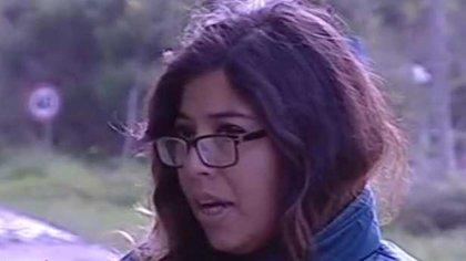 Victoria Agüero, vecina de Abril, había denunciado a la madre por abandono y pedido la guarda de la menor. Ayer fue llamada a ampliar su declaración por contradicciones en su testimonio