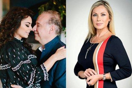 Yadhira Carrillo dijo que su relación con Collado se ha fortalecido (IG: yadhira_carrillo/leticiacalderonof)